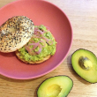 Avo our way bagel