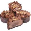 Hazelnut Chocolate Tart (7cm)