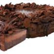 Flourless Chocolate Mousse Cake  (28cm)