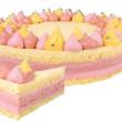 Passionfruit & Raspberry Torte (28cm)