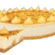 Mango Passionfruit Baked Cheesecake (28cm)