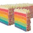 Rainbow Bar Cake (28cm)