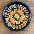 Sushi Platter (50 pcs)