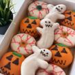 Halloween Assorted Doughnut box (11 pcs)