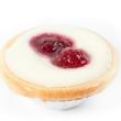 Raspberry & Ricotta Mini tart