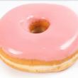 Pink Ribbon Day doughnuts