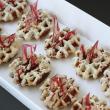 Bloody waffle box