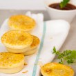 Classic party pies