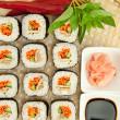 Tofu nori roll