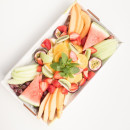 Seasonal Fruit Platter Lrg