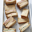 Classic Simple Sandwiches