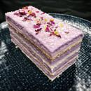 Mini Taro & coconut cake (12 pcs)