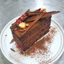 Mini Vegan mocha hazelnut cake (12 pcs)