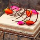 Rose & Lychee Cake