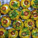 Frittata - Seasonal Vegetable & Goats Curd