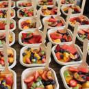 Fruit & yoghurt pot