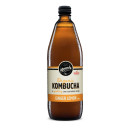 Remedy Kombucha - Ginger & Lemon (12 x 750ml)