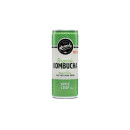 Remedy Kombucha - Apple Crisp (24 x 250ml Can)
