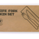 Individual cutlery pack