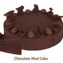 Chocolate Mud Cake (28cm)