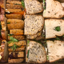 Chefs sandwich selection