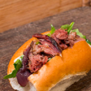 Rosemary lamb mini roll