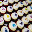 Melbourne Cup mini cupcakes (12 pcs)