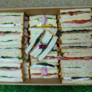 Mixed Classic Ribbon Sandwiches