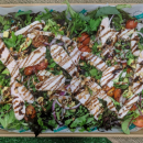 Chicken & Macadamia salad