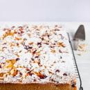 Vanilla, Raspberry & Almondine cake