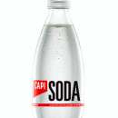 Capi Soda Water 250ml (Box of 24)