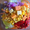 Seasonal Sweetcorn Salad (DF)