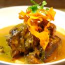 Massaman beef - platter
