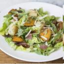 Roast Pumpkin & prosciutto salad