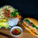 Banh mi &  noodle salad