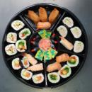 Sushi platter (25)