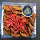 Thai fish cakes (20)
