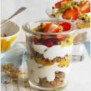 Yoghurt & Muesli pots