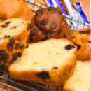 Muffin halves