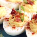Devilled eggs