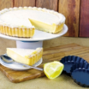 Lemon, lime & citrus tart