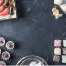 Assorted homemade sweets