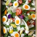 Witlof & egg salad