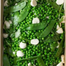 Peas & mint salad