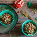 Zucchini Grain Salad