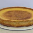 Passionfruit brûlée tart