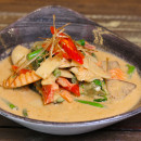 Red curry - platter