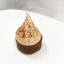 Mini Caramel latte tart