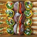 ST Peters light vegetarian breads (21 pcs)