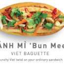 BBQ Chicken Banh mi